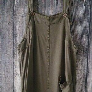 Anthropologie Dressing Clio Boho Vintage Dress M